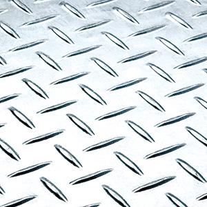 縞鋼板・模様鋼板